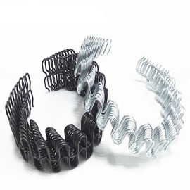 China Serpentine Zig Zag Sofa Springs Stainless Steel Material Keep Stronger And Elastic supplier