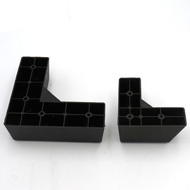 China Replacement Corner Plastic Sofa Legs No Noisy And Easy Fitting For Sofa Frame supplier